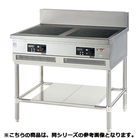 フジマック IHテーブル FIC15609FTF 【 メーカー直送/代引不可 】