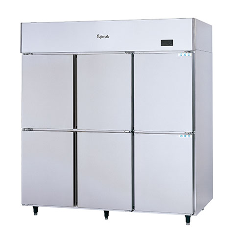 フジマック 冷凍冷蔵庫 FR1880F2K3 【 メーカー直送/代引不可 】