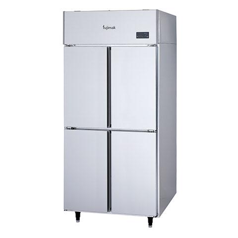 フジマック 冷蔵庫(センターピラーレスタイプ) FR9080KiP 【 メーカー直送/代引不可 】