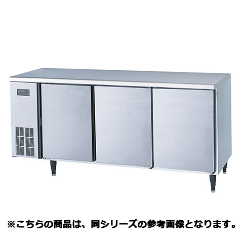 フジマック 冷凍コールドテーブル(センターピラーレス) FRFT1560KP 【 メーカー直送/代引不可 】