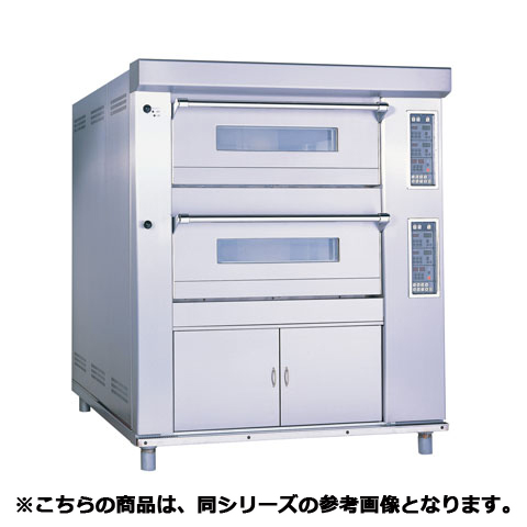 フジマック デッキオーブン NG43T-FPP LPG(プロパンガス)【 メーカー直送/代引不可 】