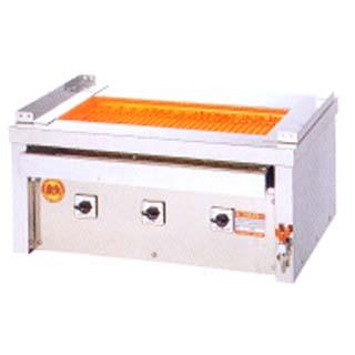 ヒゴグリラー 電気グリラー 万能タイプ卓上型 3P-212C 電気【 メーカー直送/後払い決済不可 】【 焼き鳥機 焼き鳥焼き器 焼き鳥器 焼き鳥 コンロ 業務用 】