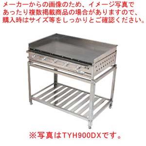 IKK 業務用 ガスグリドル TYH600DX 【 メーカー直送/代引不可 】