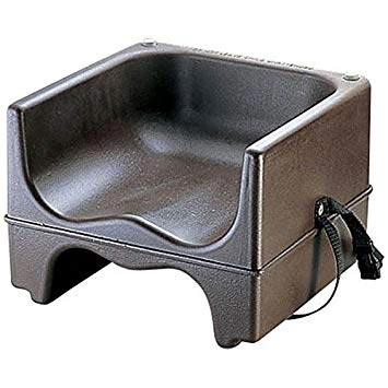 【 キャンブロ ブースターシート200BCS[ストラップ付] ダークブラウン 】 【 厨房器具 製菓道具 おしゃれ 飲食店 】