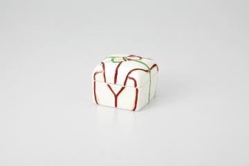 【まとめ買い10個セット品】和食器 高麗玉手箱 蓋付珍味 36K095-10 まごころ第36集 【キャンセル/返品不可】