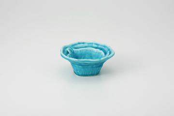 和食器 トルコマット 彫り小付 35K105-31 まごころ第35集