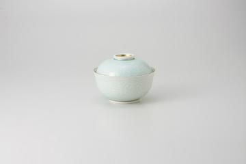【まとめ買い10個セット品】和食器 青白瓷唐草彫 菓子碗(強化) 35K261-09 まごころ第35集 【キャンセル/返品不可】