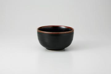 和食器 天目 多用鉢 35H344-09 まごころ第35集