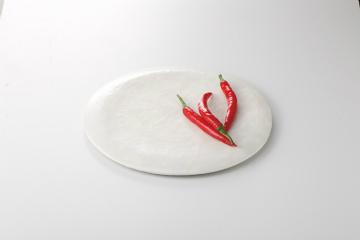 【まとめ買い10個セット品】和食器 淡白 マウンド皿(大) 36K371-15 まごころ第36集 【キャンセル/返品不可】