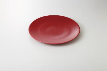 【まとめ買い10個セット品】和食器 赤銅 10吋ディナープレート 36K386-09 まごころ第36集 【キャンセル/返品不可】