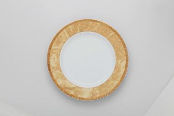 【まとめ買い10個セット品】和食器 アドリアゴールド 12吋チョップ皿 35A442-20 まごころ第35集 【キャンセル/返品不可】