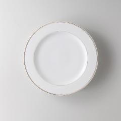 """和食器 トリプルプラ 10""""ディナー皿 35A454-54 まごころ第35集"""