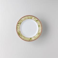 和食器 プレイン(ウルトラホワイト) 7半ケーキ皿 35A451-52 まごころ第35集