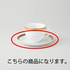 【まとめ買い10個セット品】和食器 ビクトリーゴールド(純白強化 ソーサー 35A452-12 まごころ第35集 【キャンセル/返品不可】