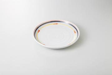 【まとめ買い10個セット品】和食器 スリーライン 9.5吋深皿 35A436-14 まごころ第35集 【キャンセル/返品不可】