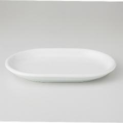 【まとめ買い10個セット品】和食器 ミルク 26cmプラター 35F423-05 まごころ第35集 【キャンセル/返品不可】