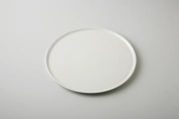 【まとめ買い10個セット品】和食器 白 12半ピザプレート 35K499-04 まごころ第35集 【キャンセル/返品不可】