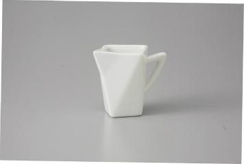 【まとめ買い10個セット品】和食器 折紙(白) ミルク入れ 35A489-43 まごころ第35集 【キャンセル/返品不可】