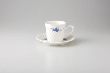 和食器 NB500バラ コーヒーC/S 35A485-41 まごころ第35集