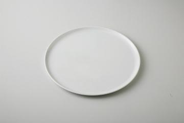 和食器 白ピザプレート (中) 35A499-05 まごころ第35集