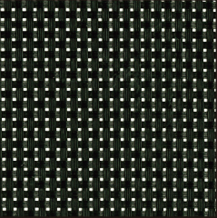 【まとめ買い10個セット品】和食器 角コースター(5枚入) ブラック格子(中国) 35C563-29 まごころ第35集 【キャンセル/返品不可】