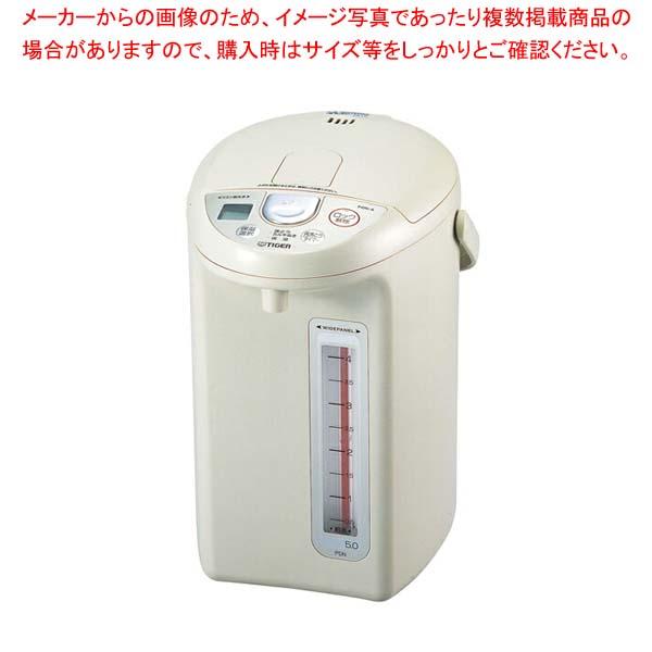 タイガー マイコン電動ポット PDN-A500 (5.0L)