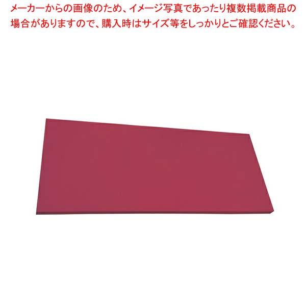 抗菌エラストマーまな板 あずき 700x390x8