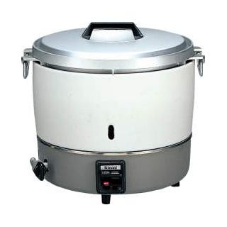 【 業務用炊飯器 】リンナイ業務用ガス炊飯器 内釜フッ素仕様〔RR-30S1-F〕 ご飯釜