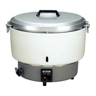 【 業務用炊飯器 】リンナイ業務用ガス炊飯器 LPガス〔RR-50S1〕