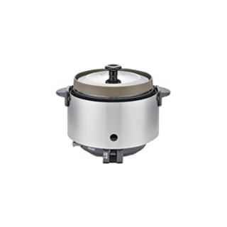 【 業務用炊飯器 】リンナイ ガス炊飯器 卓上型[普及タイプ] 3.6L[2升] RR-S20SF[A] 【 メーカー直送/後払い決済不可 】