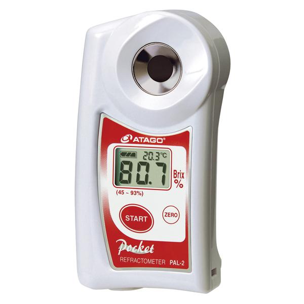 ポケット糖度・濃度計 PAL-2