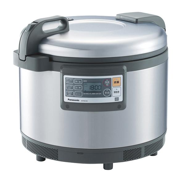 パナソニック 業務用IH炊飯ジャー SR-PGC54(3升炊き)単相200V