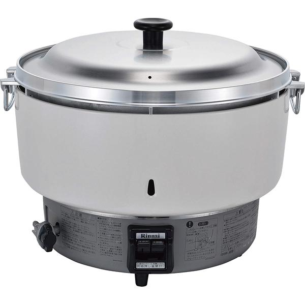 リンナイ ガス炊飯器 RR-40S1 (4升炊き) 13A