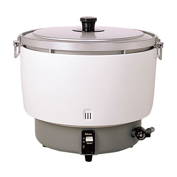 パロマ ガス炊飯器 PR-101DSS(5升炊き・折れ取手) LP