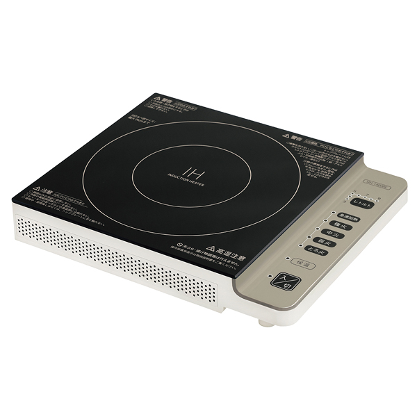 シュアー IH調理器 SIH-1400BE(音静タイプ)
