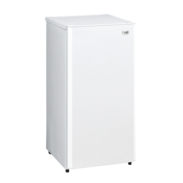 ハイアール 1ドア冷凍庫 JF-NU100G(W)