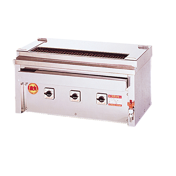 電気式焼物器 焼鳥専用(卓上型) 3P-206KC
