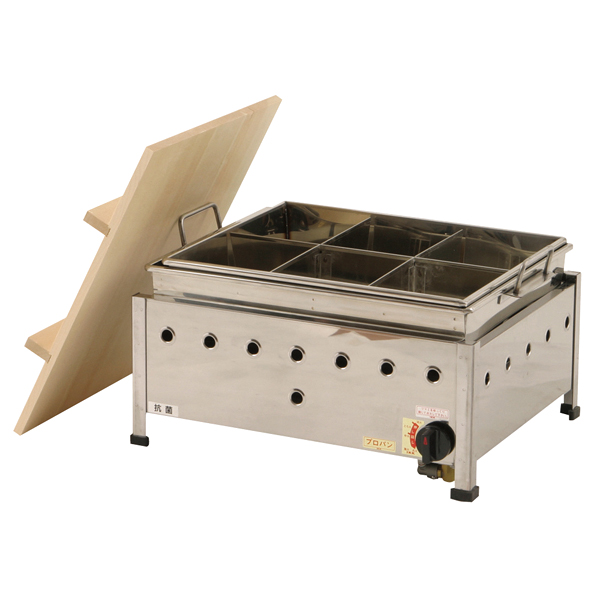 湯煎式おでん鍋(自動点火) OA18SWI 13A