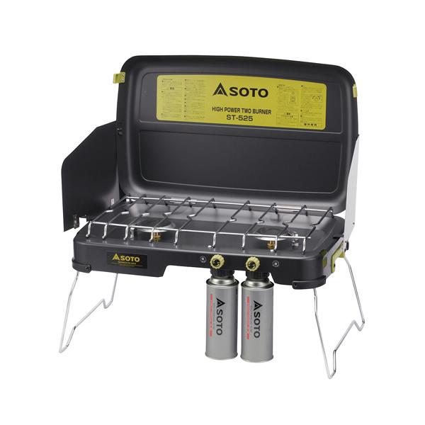 SOTO ハイパワー2バーナー ST-525