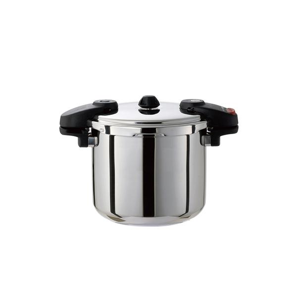 ワンダーシェフ プロ業務用圧力鍋 10l