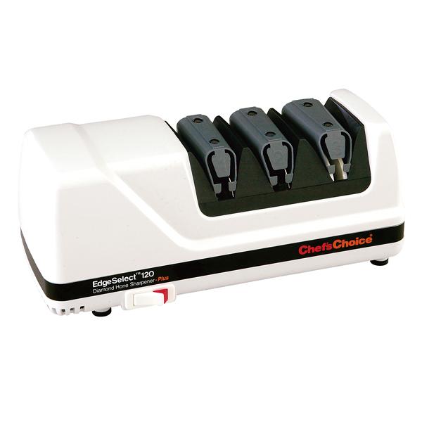 電動包丁研ぎ器 シェフスチョイス 120N エッジセレクト(ダイヤモンド研磨)