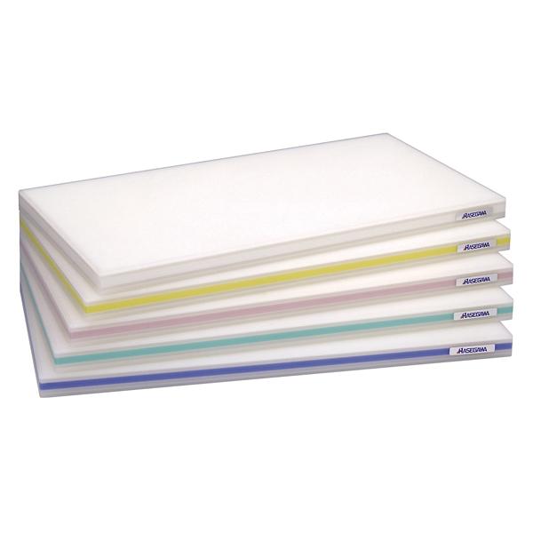 ポリエチレン・おとくまな板 OT04 500×250 イエロー