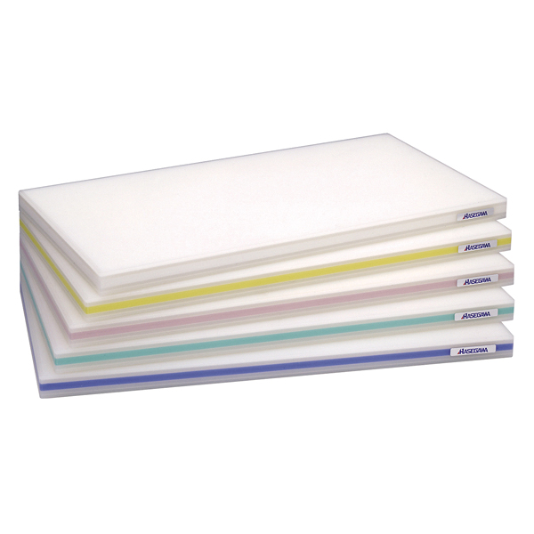 ポリエチレン・おとくまな板 OT04 600×350 イエロー