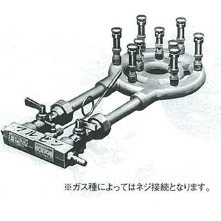マルゼン ガスバーナー MG-9R 【 厨房機器 】 【 メーカー直送/後払い決済不可 】【 人気ガスバーナー業務用ガスバーナー料理用ガスバーナーおすすめガスバーナー 】