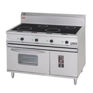 業務用 マルゼン IHレンジ MIR-127X 【 厨房機器 】 【 メーカー直送/後払い決済不可 】