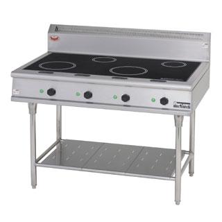業務用 マルゼン IHテーブル MIT-127 【 厨房機器 】 【 メーカー直送/代引不可 】