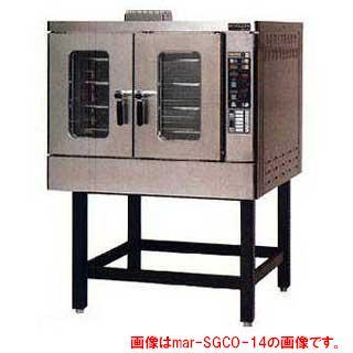 マルゼン ガス式コンベンションオーブン SGCO-40 LPガス【 厨房機器 】 【 メーカー直送/後払い決済不可 】