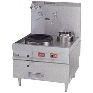 業務用 マルゼン IH中華レンジ MIC-D600W 【 厨房機器 】 【 メーカー直送/代引不可 】