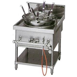 マルゼン ガス式スタンダードタイプ中華レンジ 1口レンジ〔MRS-171C〕 【 厨房機器 】 【 メーカー直送/代引不可 】