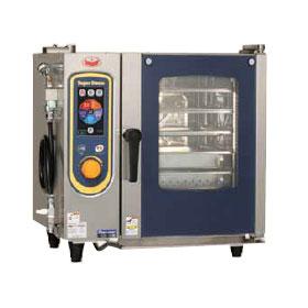mar-SSC-05MD スチコン 電気式 スチームコンベクションオーブン スーパースチーム デラックスシリーズ SSC-05MD
